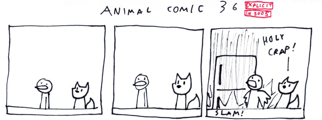 Animal Comic 36