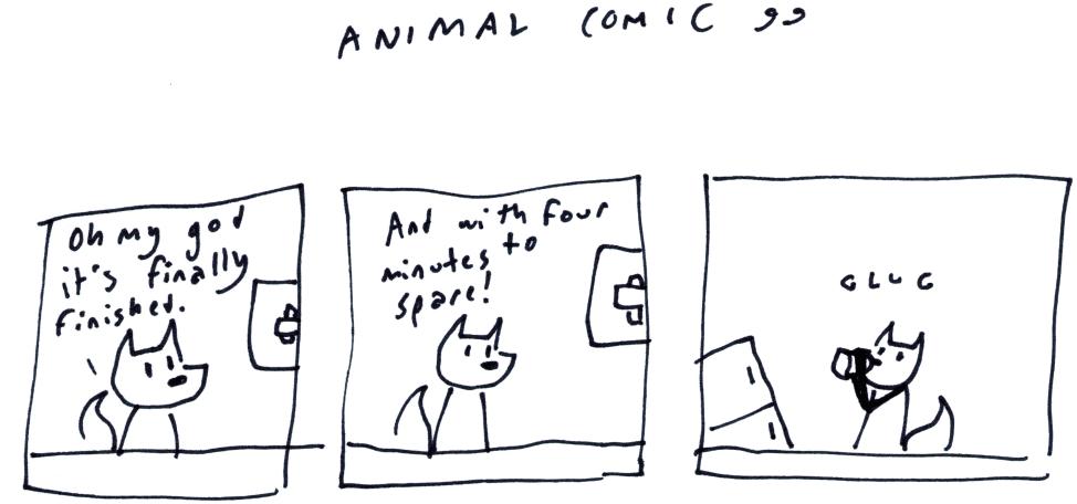 Animal Comic 99