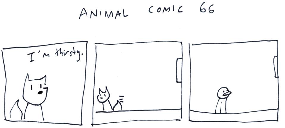 Animal Comic 66