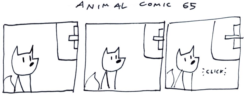 Animal Comic 65