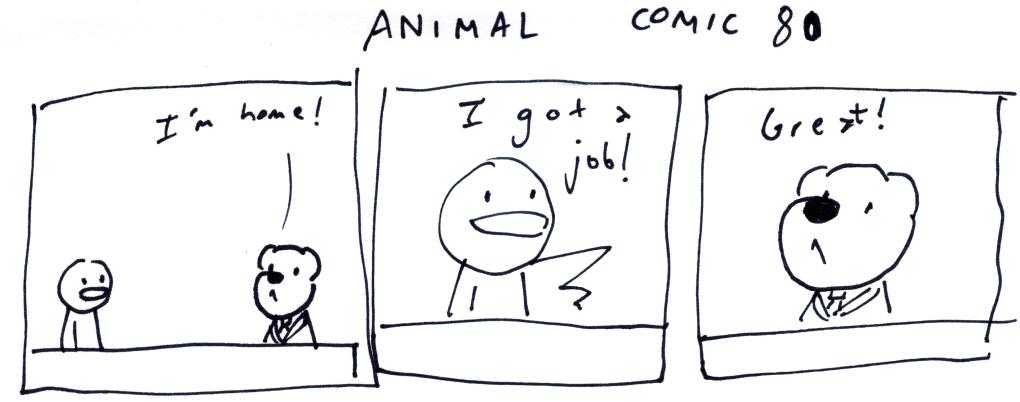 Animal Comic 80