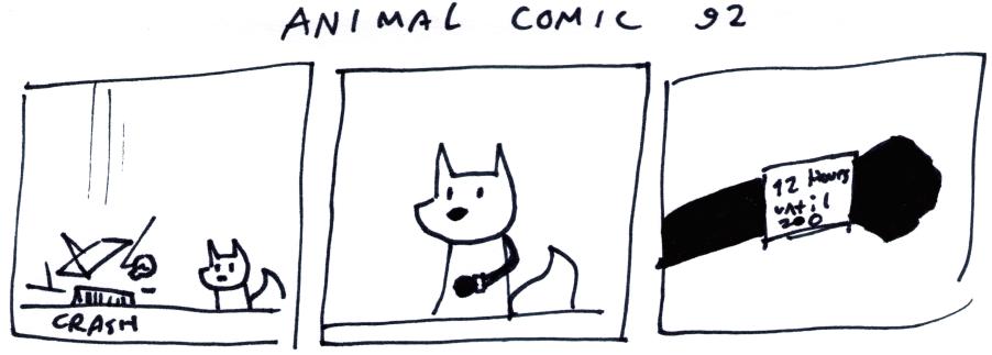 Animal Comic 92