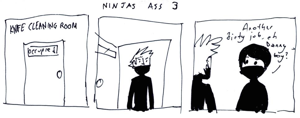Ninjas Ass 3