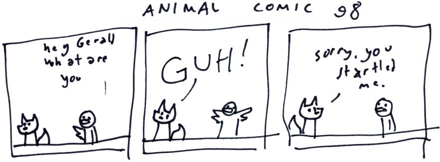 Animal Comic 98