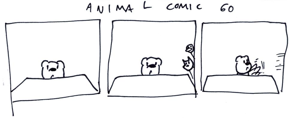 Animal Comic 60